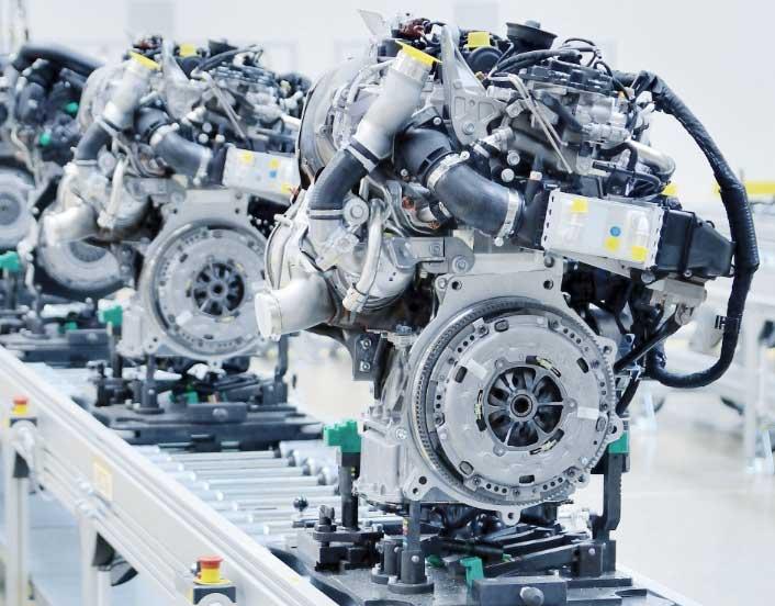 汽车发动机质量追溯