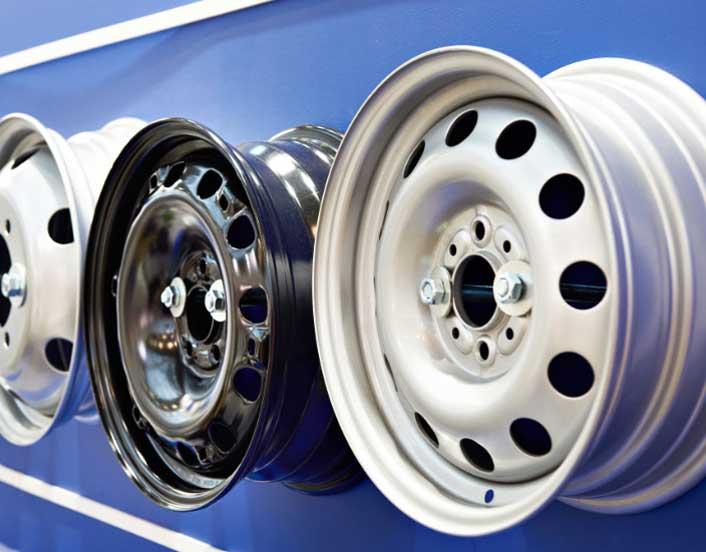 汽车轮毂质量追溯